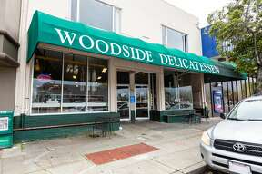 Woodside Deli in Redwood City.