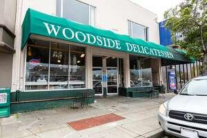 Woodside Deli in Redwood City.