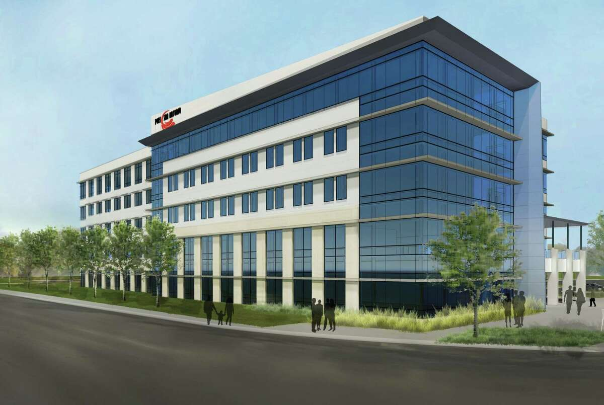 The proposed Project Tech Building 2 at Port San Antonio is a 174,000-square-foot, $50 million office building officials say will open in 2021. The building is expected to house technology and cybersecurity firms.