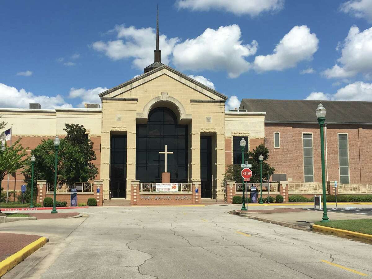 The First Baptist Church of Conroe celebrated its 125th anniversary in 2016.