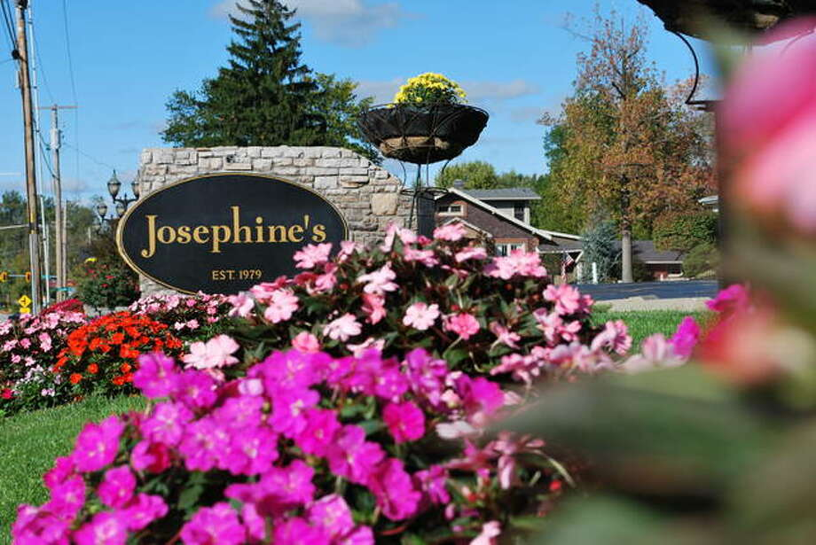 Josephine's Tea Room and Gift Shops in Godfrey, a popular lunch and shopping destination, will celebrate 40 years in business this weekend with art, music, special menu items and a sidewalk sale. Photo: Photos Courtesy Of Josephine's Tea Room And Gift Shops