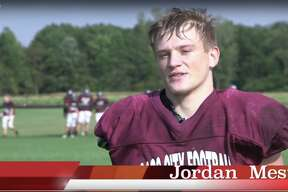 Jordan Mester is Agri-Valley Athlete of the Week