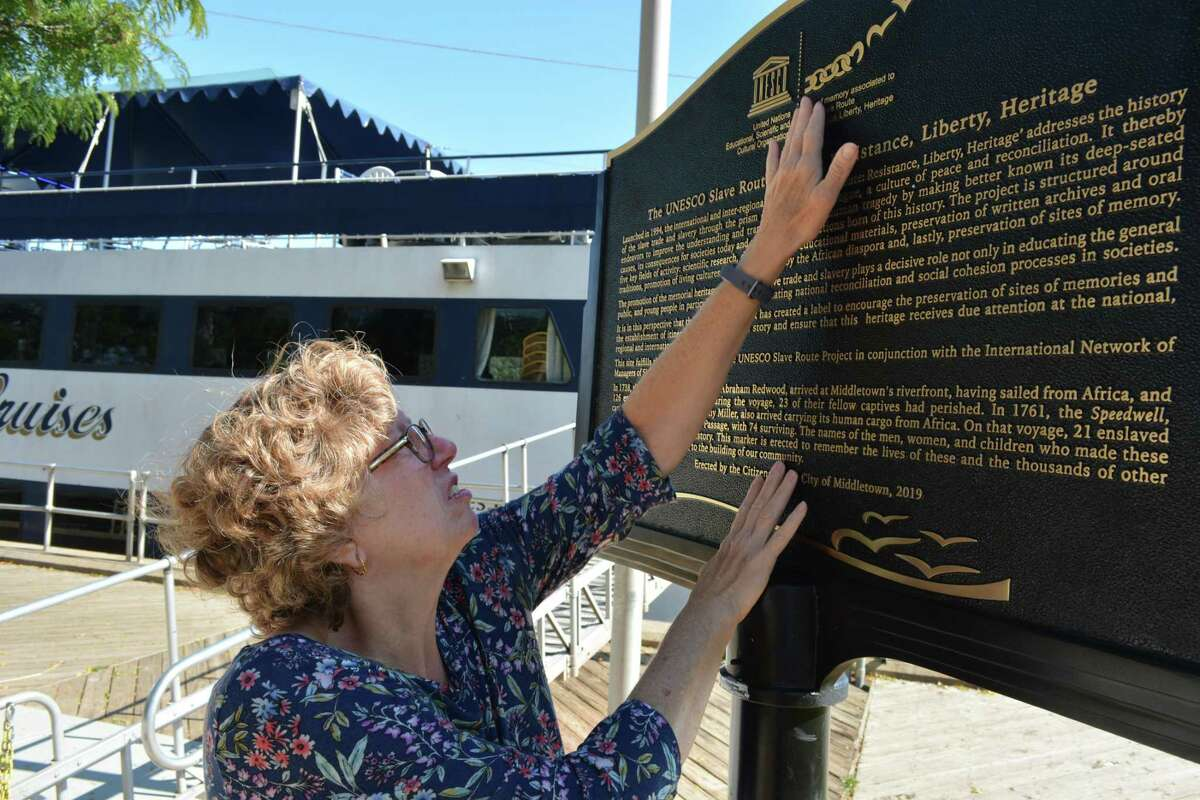 Middletown municipal historian Debbie Shapiro spearheaded the project to get the city recognized by the United Nations Economic, Scientific, and Cultural Organization as a Site of Memory.