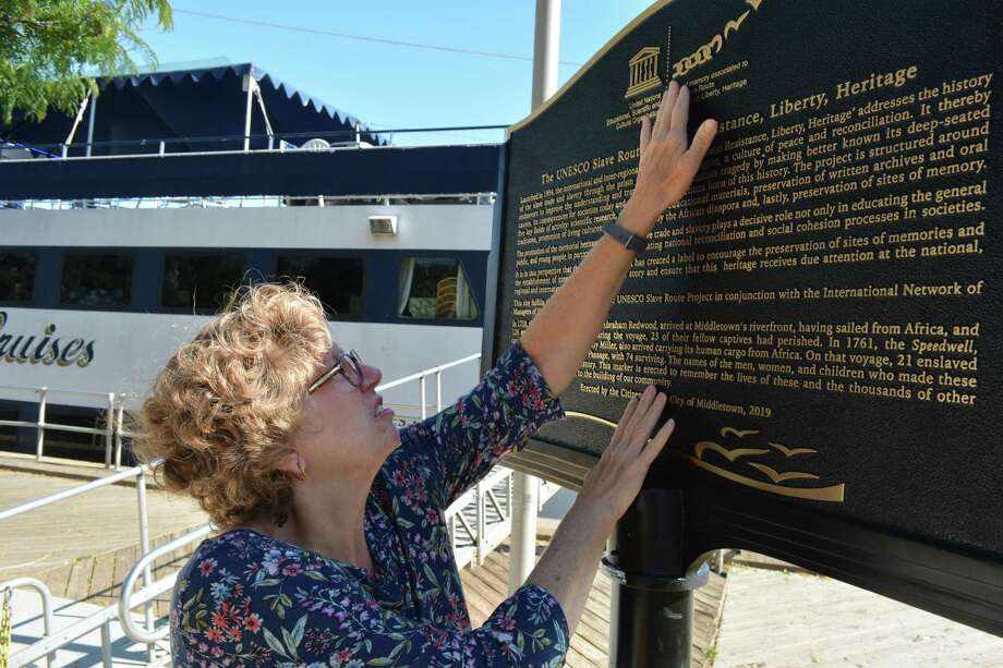 Middletown municipal historian Debbie Shapiro spearheaded the project to get the city recognized by the United Nations Economic, Scientific, and Cultural Organization as a Site of Memory. Photo: Hearst Connecticut Media File Photo