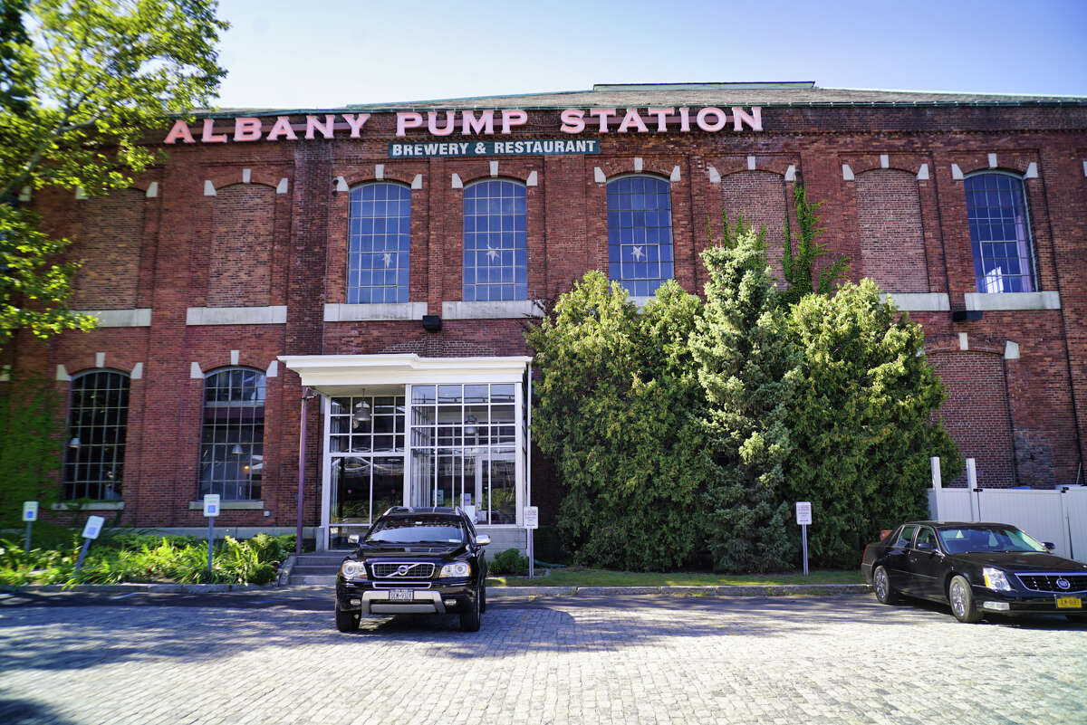 A view of the Albany Pump Station on Thursday, Sept. 19, 2019, in Albany, N.Y. (Paul Buckowski/Times Union)