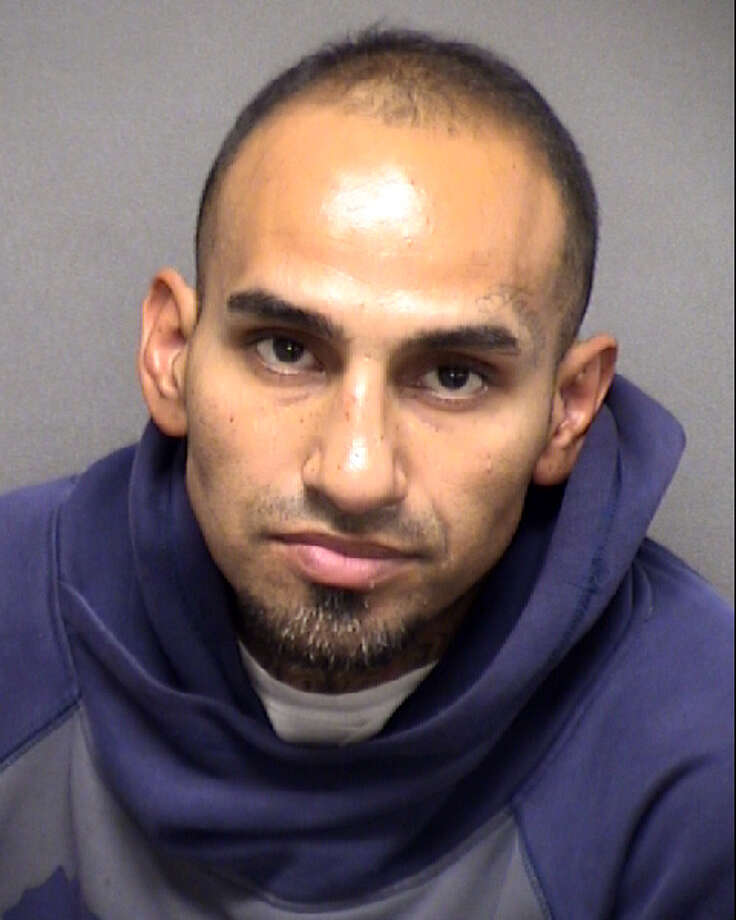 Adrian Garza was accidentally sent to prison Thursday Sept. 26, 2019. Photo: Bexar County Sheriff's Office