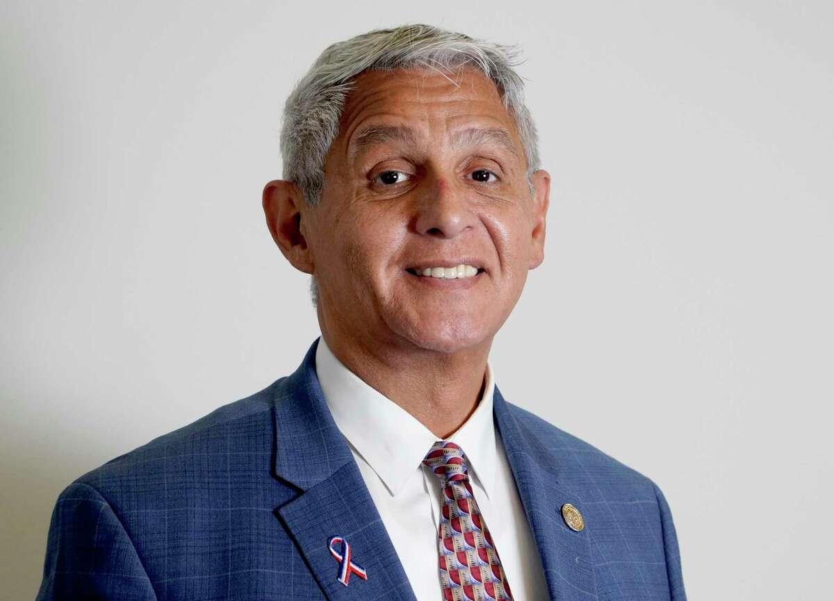 District I Councilmember Robert Gallegos