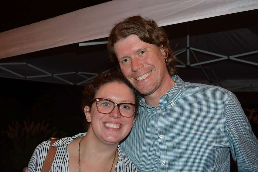 The Fork It Over party to benefit the Westport Farmers' Market was held at Gilbertie's Herb Gardens on September 26, 2019. Guests enjoyed local food and cocktails from restaurants like Terrain, Knot Norms, Milestone, The Whelk and more. Were you SEEN?
