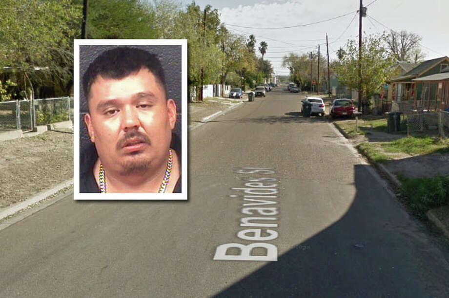 A man landed behind bars for kidnapping a woman in what authorities described as a targeted abduction, according to Laredo police. Photo: Courtesy