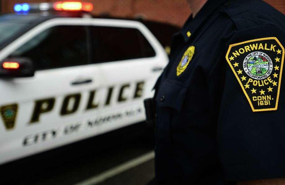 Norwalk Police Department Photo: Erik Trautmann / Hearst Connecticut Media / Norwalk Hour