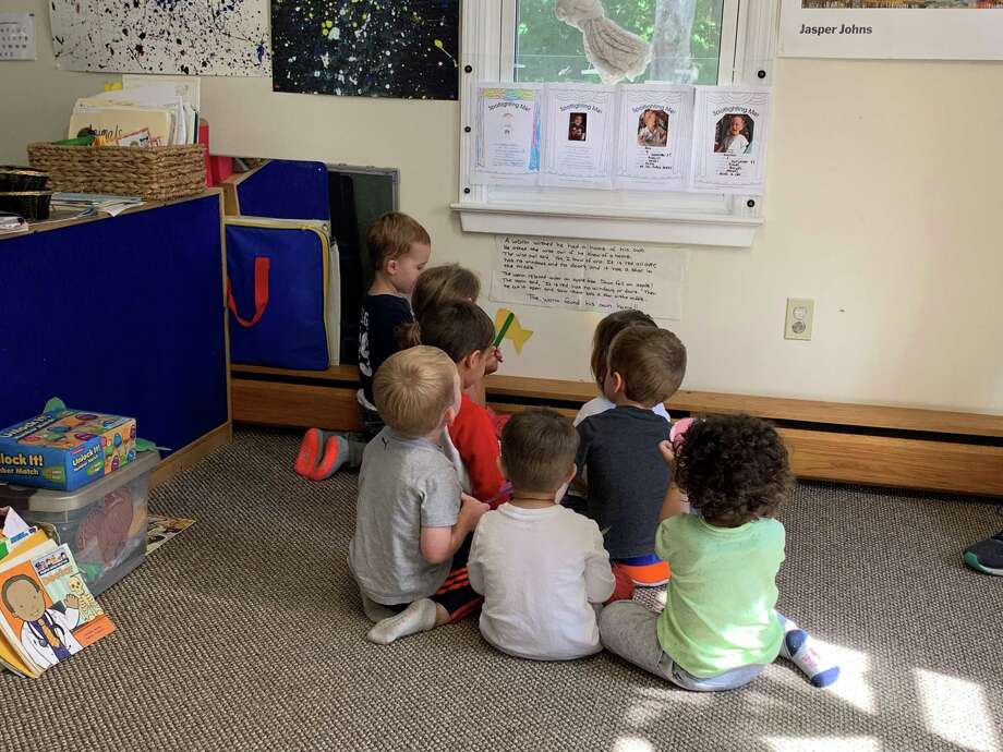 New Canaan lacks enough day care facilities and First Selectmen Kevin Moynihan and other town officials have brought light to the issue in the fall of 2019. Photo: Contributed Photo