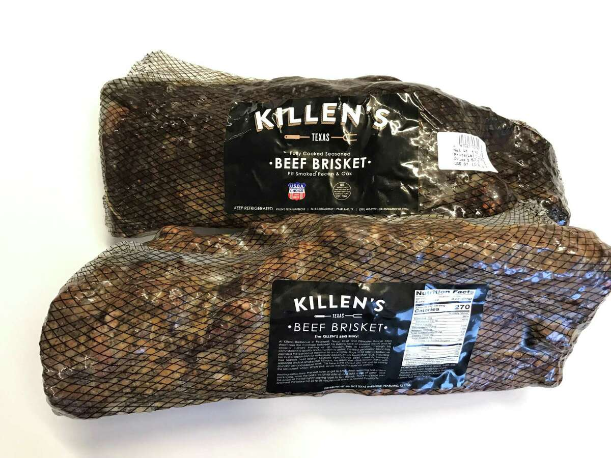 PHOTOS: Ronnie Killen has partnered with H-E-B for a pre-cooked beef brisket that will hit the shelves at the about 50 Houston H-E-B stores. >>> See the best barbecue joints in the Houston area ...