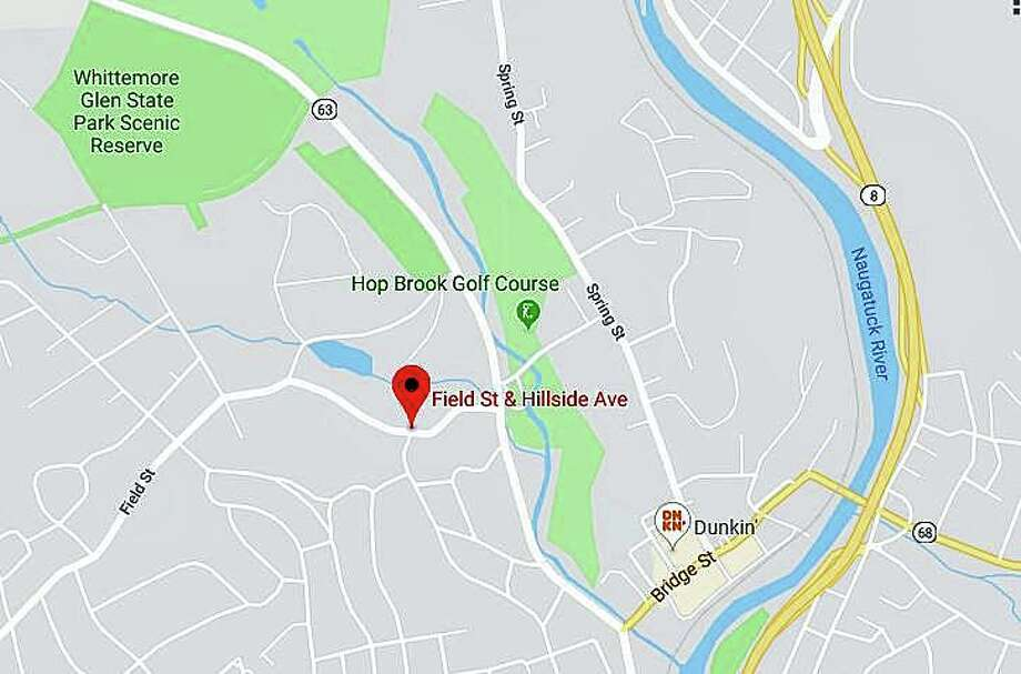 First responders are on the scene of a reported blasting accident on Friday, Sept. 27. 2019. The call came in just before noon from the area of Field Street and Hillside Avenue. Photo: Google Maps