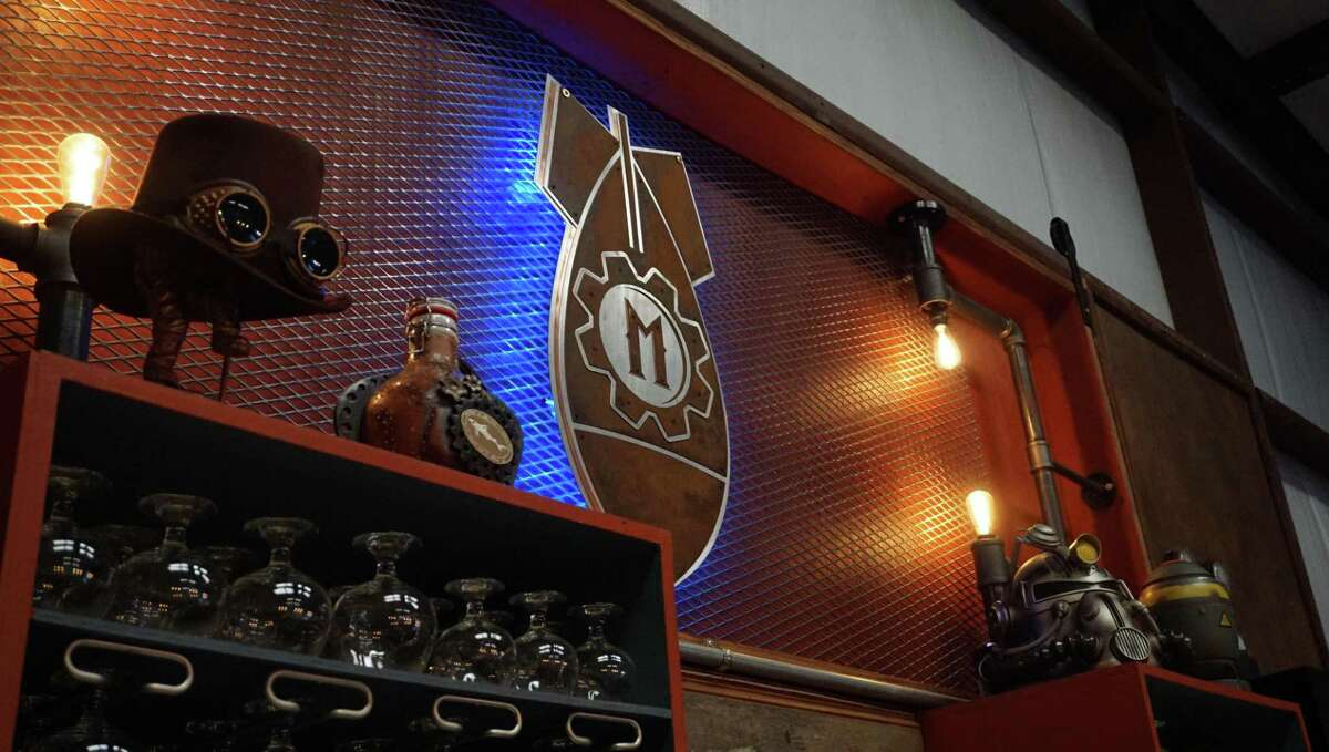 Megaton Brewery is located at 808 Russell Palmer Road in Kingwood, TX.