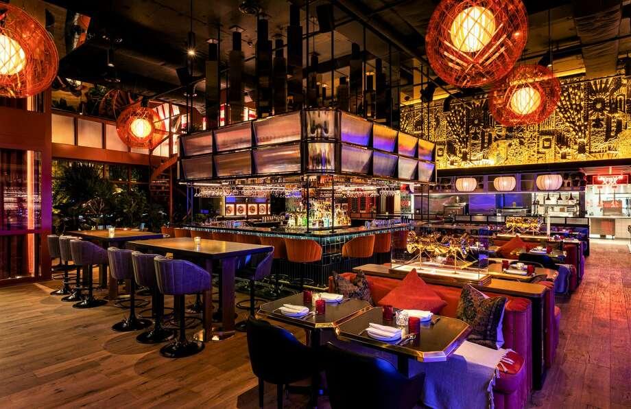 MAD restaurant Houston Photo: Julie Soefer
