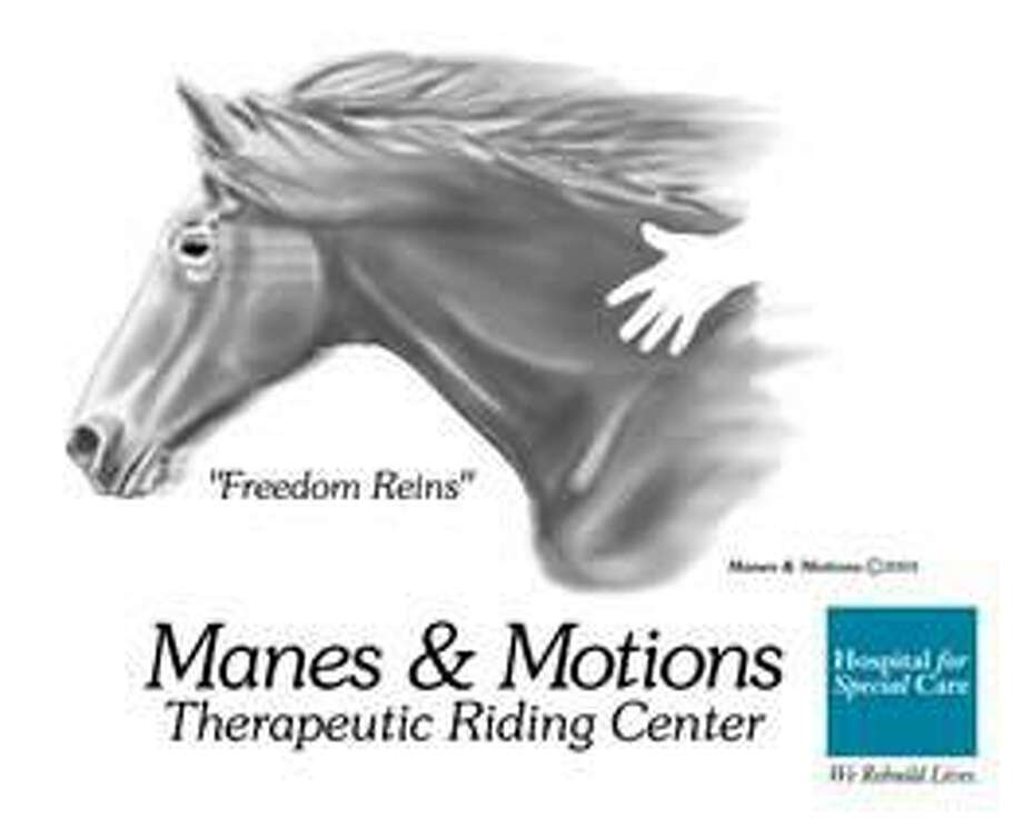 Middletown-based Manes & Motions is offering therapeutic horse classes for youth in October and November. Photo: Contributed Photo /