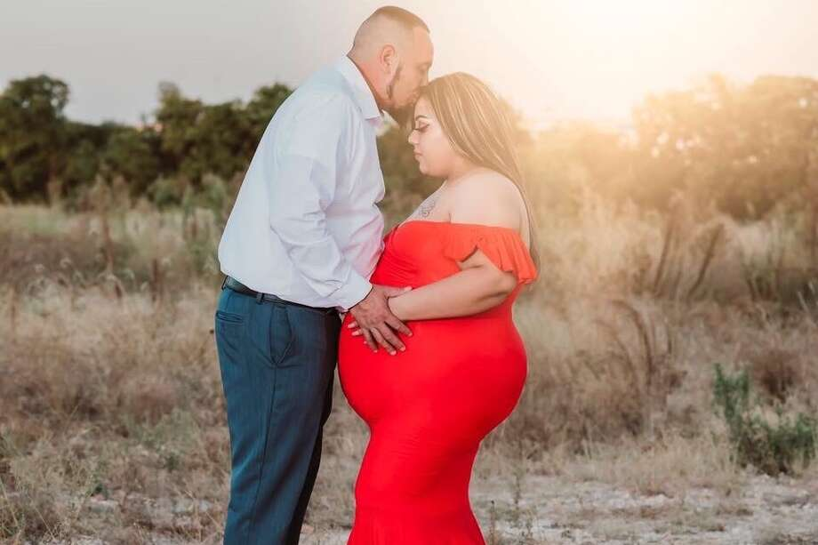 An online fundraiser has been launched to help the expecting wife of the 38-year-old landscaper that was electrocuted in an accident Thursday. Photo: Kimberly Nicole Leyrer