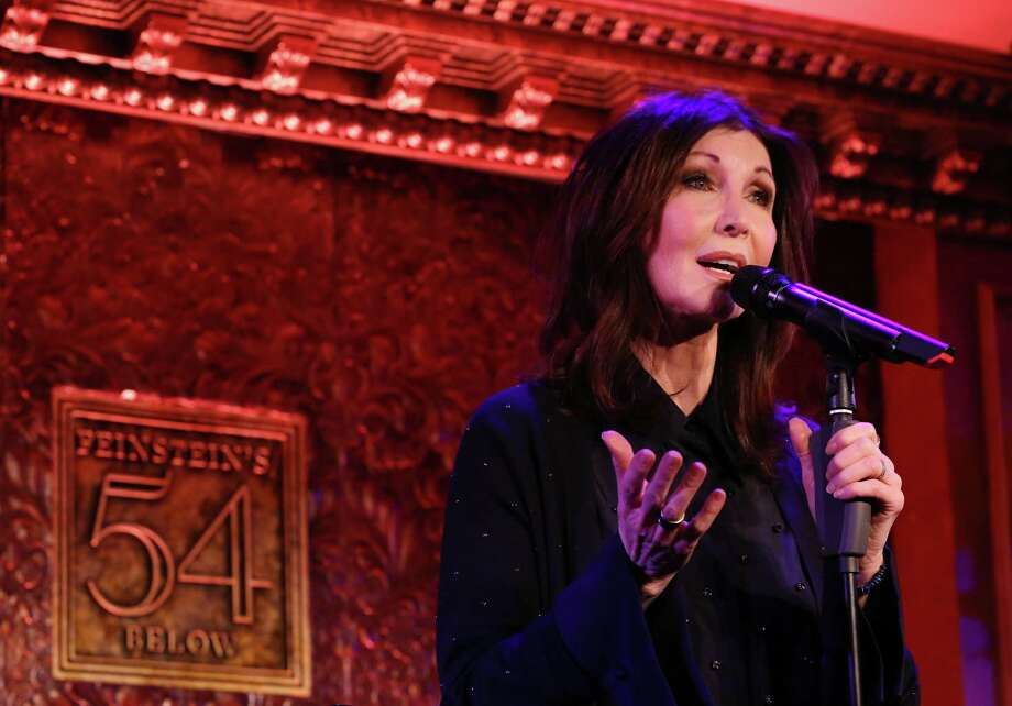 "Straight from a sold-out run at Feinstein's/54 Below in Manhattan, above, Tony Award-winner Joanna Gleason's new show, ""Out of the Eclipse,""is making its Connecticut debut at Fairfield University's Quick Center for the Arts on November 8. Photo: Walter McBride / Getty Images / 2019 Walter McBride"