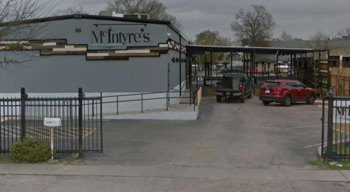 19. McIntyre's Address: 1235 West 9th Street Total receipts: $396,606