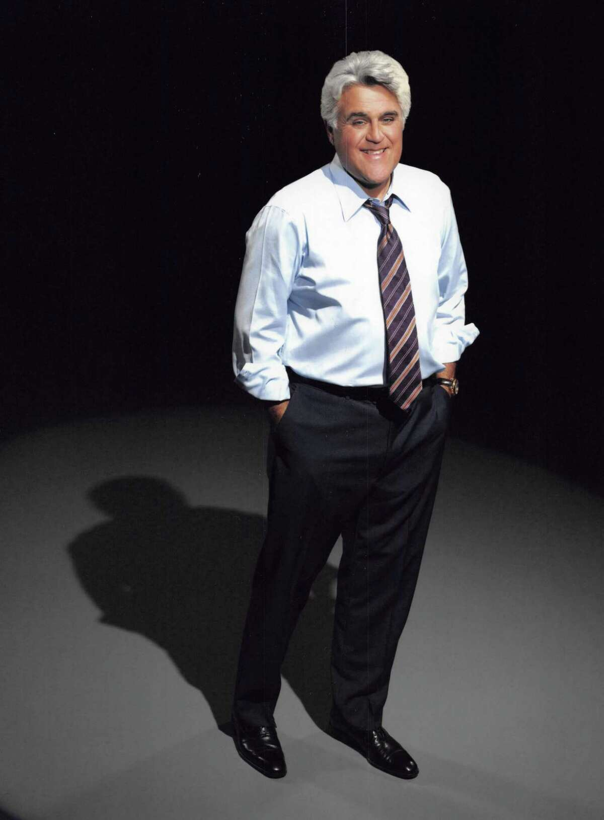 """Jay Leno, former host of """"The Tonight Show"""" and currently hosting """"Jay Leno's Garage,"""" is speaking publicly about having high cholesterol and what he's doing to stay healthy."""