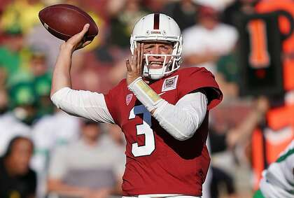 Stanford rules out QB K.J. Costello for road game at Oregon State