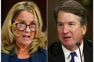 Christine Blasey Ford, left, accused U.S. Supreme Court Justice Brett Kavanaugh of sexual assualt during his confirmation hearing. But let's not lose sight of Leland Keyser, who refused to bend to public pressure and support Ford's story. For this heroism, she has been criticized.