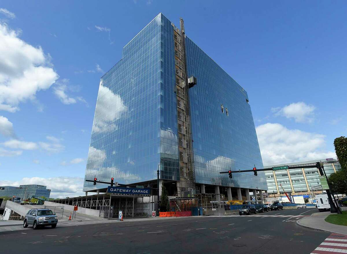 Charter Communications is building a new headquarters at 406 Washington Blvd., in downtown Stamford, Conn.