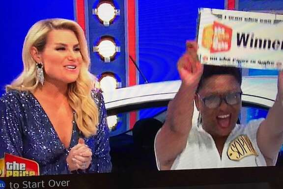 Sophia Lindsey of Spring was on The Price is Right last month, where she won a new car and an Xbox One.