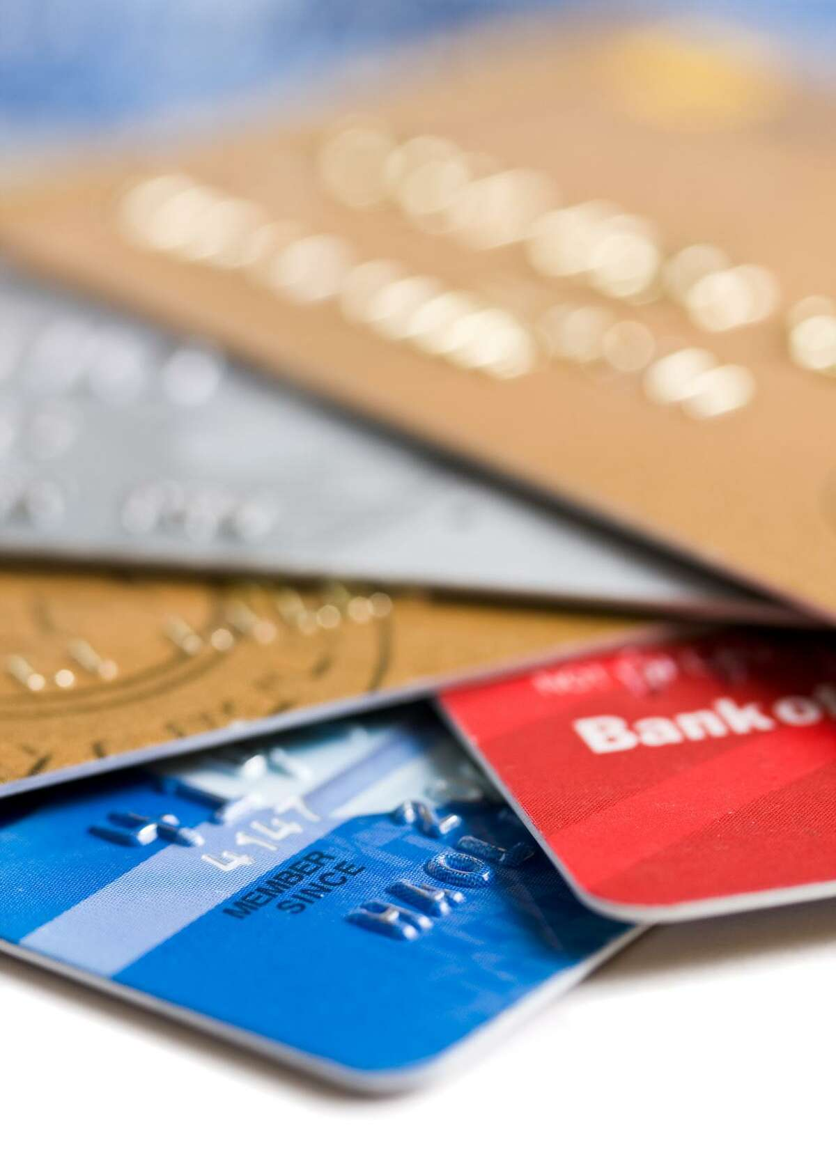 Credit cards can get some people into debt.