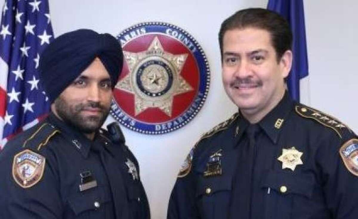 HCSO deputy, Sandeep Dhaliwal, has died after being shot during a traffic stop Friday near Cypress, according to Sheriff Ed Gonzalez.