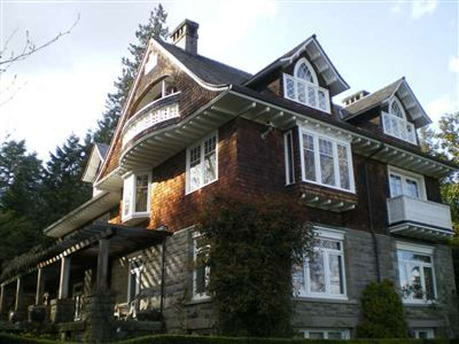 Public records photos of the property that was once home to Kurt Cobain and Courtney Love. It was listed for sale earlier this month for $7.5 million. Photo: Courtesy King County Department Of Assessments
