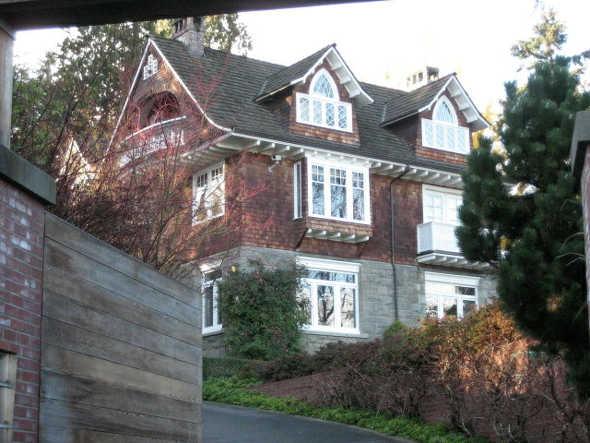 Public records photos of the property that was once home to Kurt Cobain and Courtney Love. It was listed for sale earlier this month for $7.5 million.
