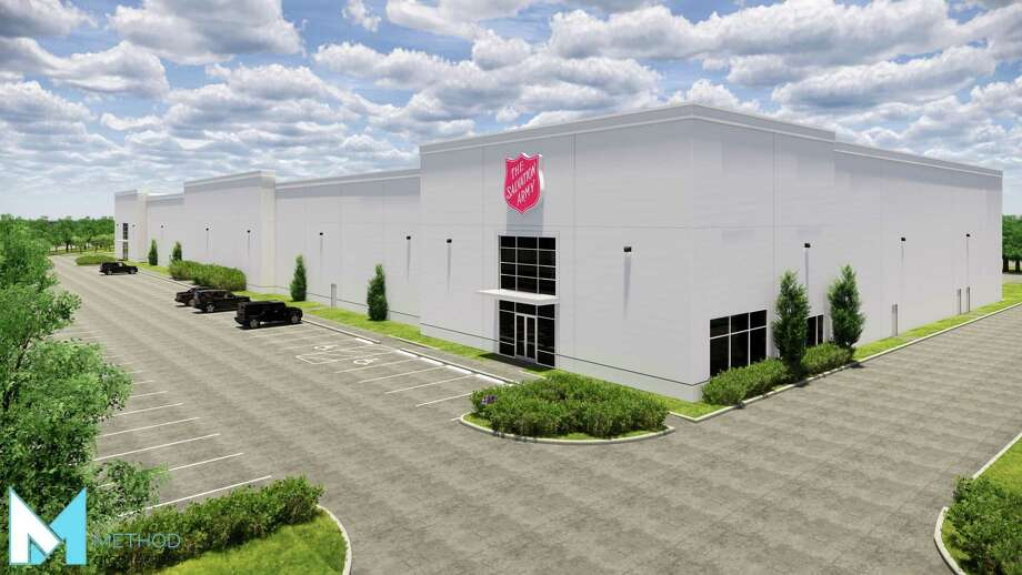 The Salvation Army of Greater Houston is set to open their new distribution center in northeast Houston in February 2020. Photo: Courtesy Of The Salvation Army Of Greater Houston