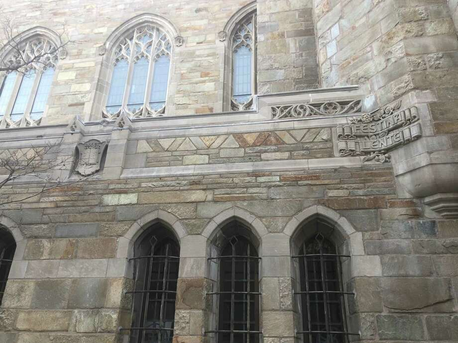 Sterling Memorial Library at Yale University Photo: Ed Stannard / Hearst Connecticut Media