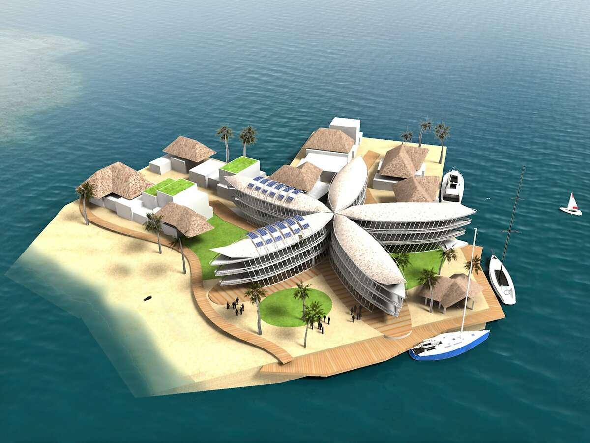 Solid ground is overrated. The San Francisco-based Seasteading Institute is looking forward to the day we all live in floating cities.