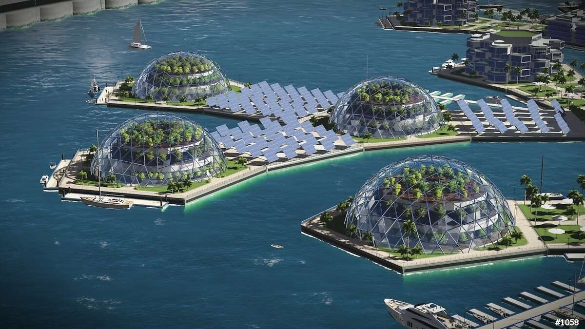 Advocates of seasteading believe we'll soon live in futuristic floating city-states.