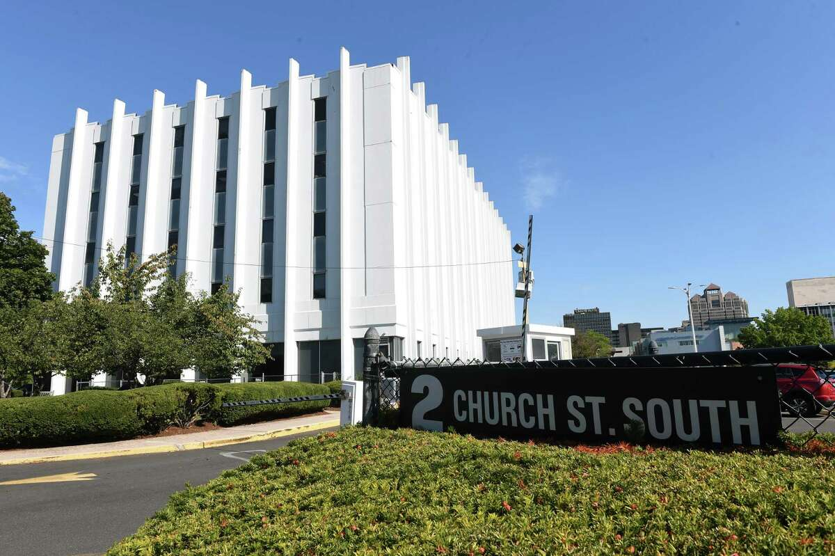 2 Church St., South, a medical building listed as owned by WE 2 Church Street South LLC. 2017 property tax: $283,473.30. 2018 tax: $74,069.88.