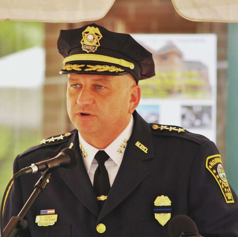 Norwalk Police Chief Thomas Kulhawik Photo: Contributed Photo / Norwalk Police Department