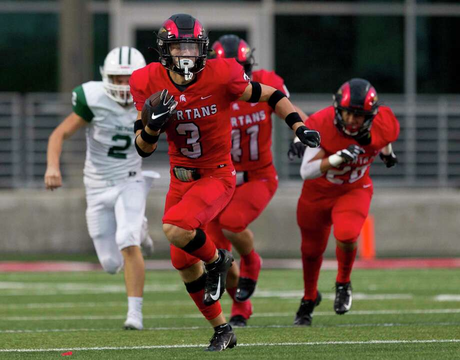 Porter defensive back Luke Cordle is one of the top returning players for the Spartans. Photo: Jason Fochtman, Houston Chronicle / Staff Photographer / Houston Chronicle