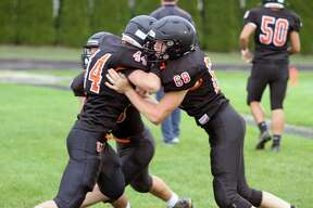 Harbor Beach spoils Ubly's homecoming game with a 29-14 victory on Friday, Sept. 27.