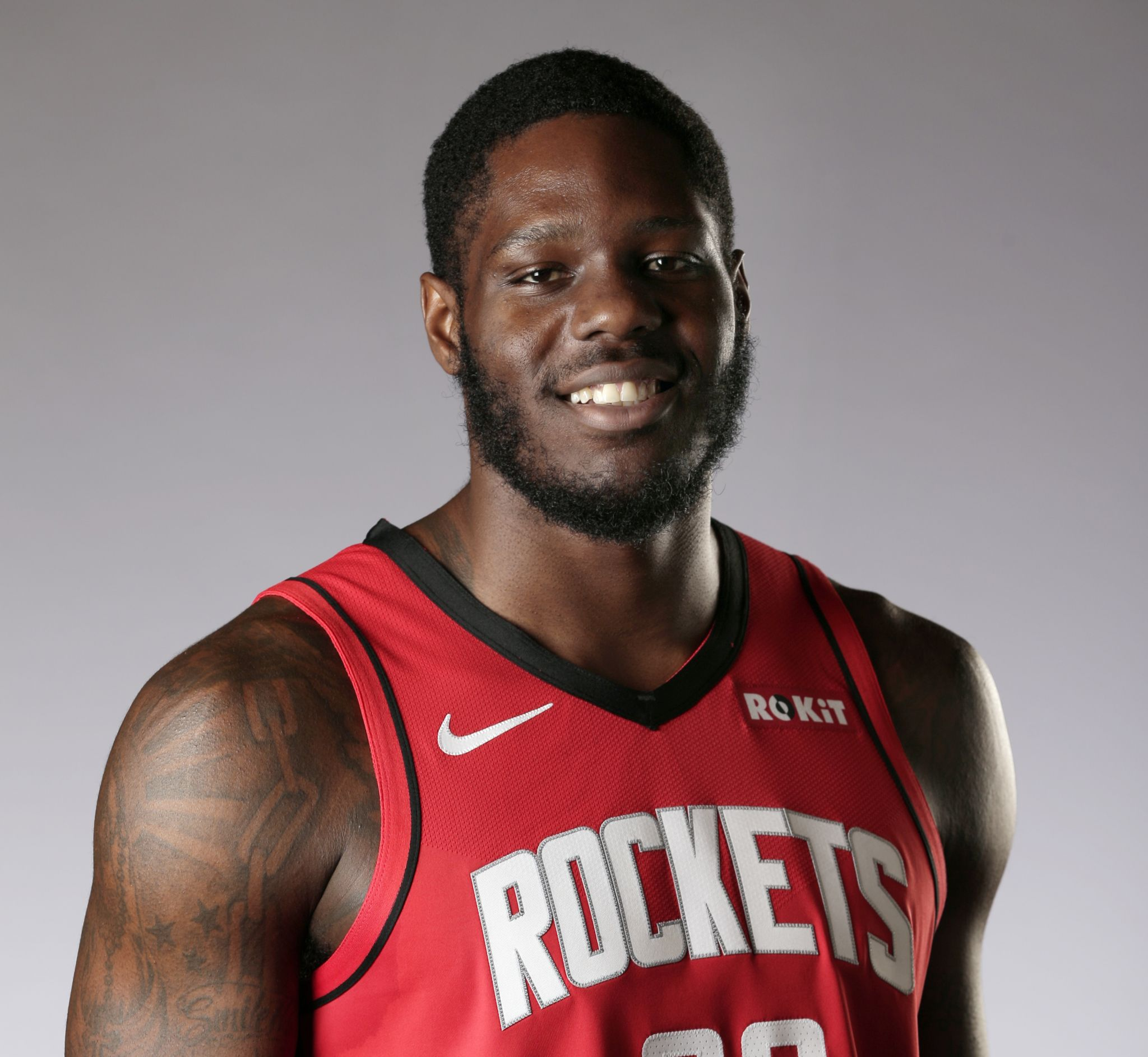Patience a virtue for former No. 1 pick Anthony Bennett, who sat out Rockets' training camp Saturday