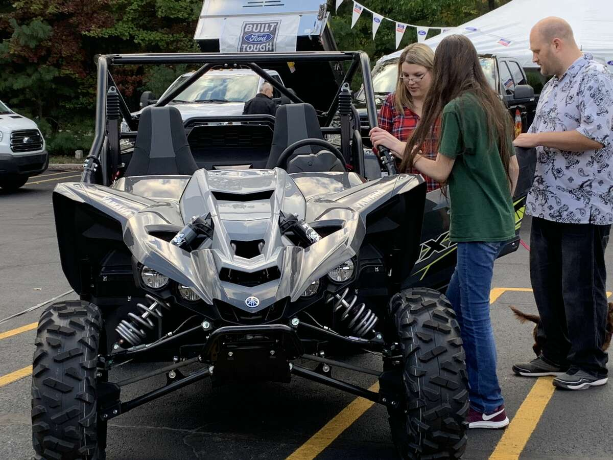 Scenes from Saturday's Northwood Auto Show, Sept. 28, 2019.