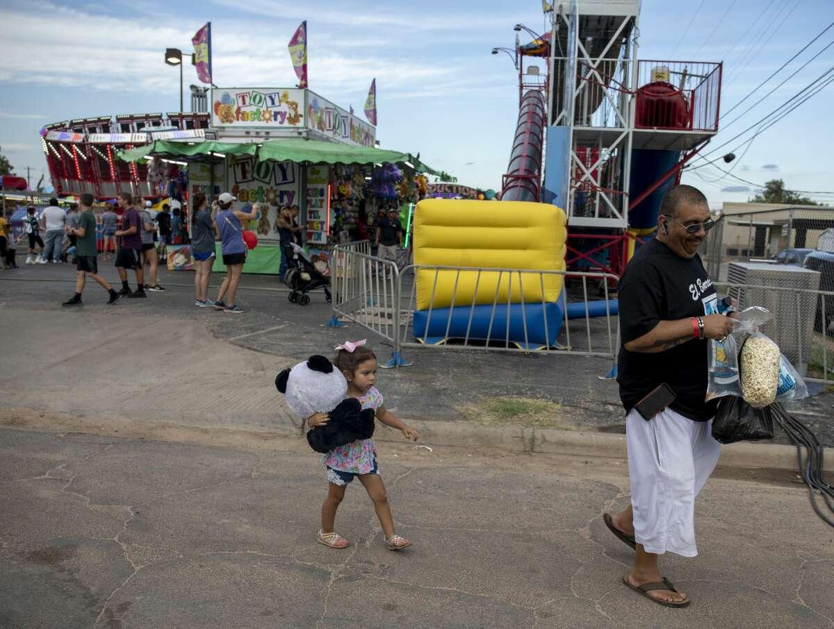 Scenes from St. Ann's Fair on Saturday, Sept. 28, 2019 at St. Ann's Catholic Church.