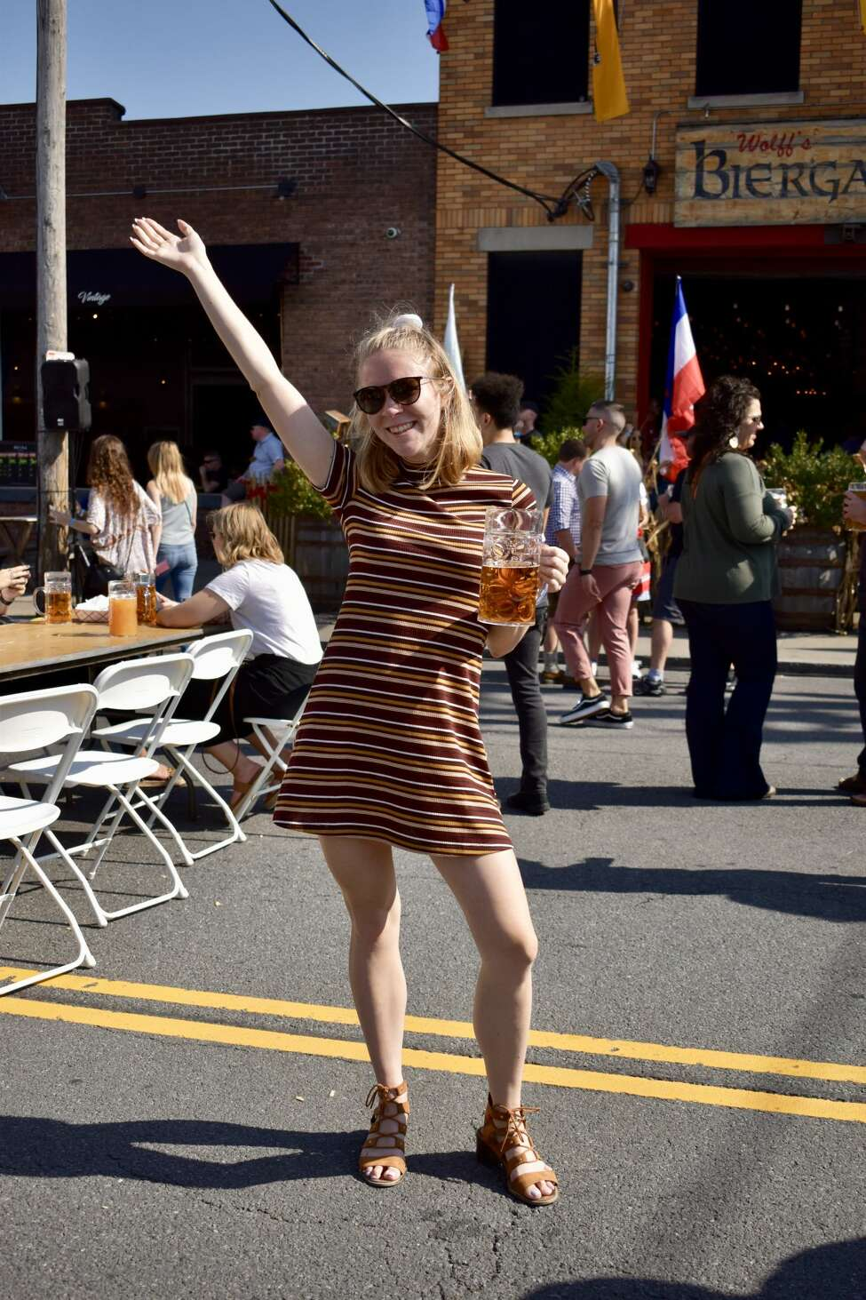 Were you Seen at the North Albany Oktoberfest at Wolff's Biergarten in Albany on Sept. 28, 2019?