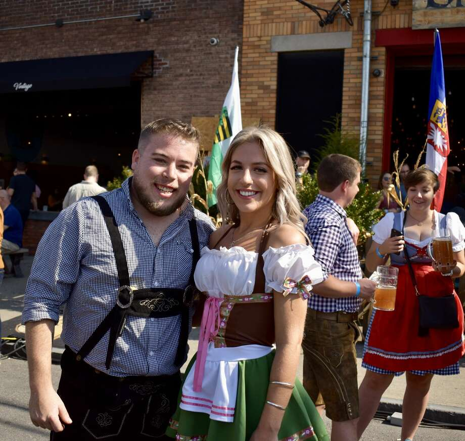 Were you Seen at the North Albany Oktoberfest at Wolff's Biergarten in Albany on Sept. 28, 2019? Photo: Silvia Meder Lilly