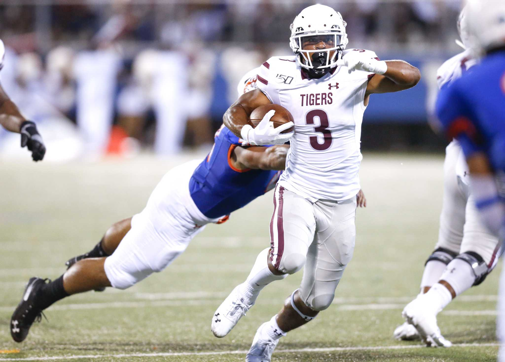College football preview: Texas Southern vs. Southern