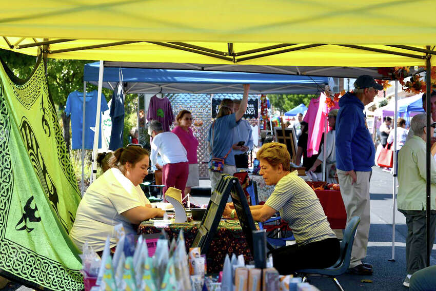 The Friends of Main Street Winsted Fall Foliage Festival was held September 28, 2019. The annual event celebrates the season with food trucks, activities, local vendors and music. Were you SEEN?