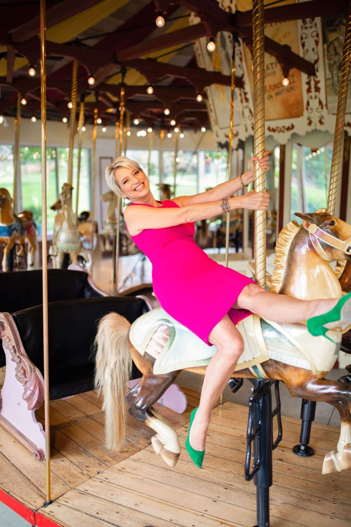 """Dorinda Medley of """"Real Housewives of New York"""" is a frequent visitor to the Berkshires and Saratoga. Read her 20 things below, andkeep clicking for more reality stars of the Capital Region."""
