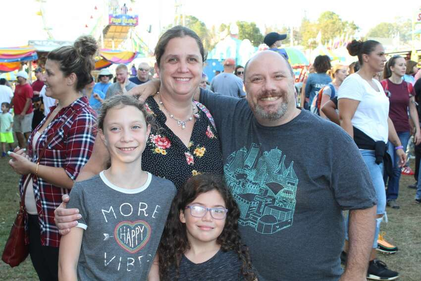 This year marked the Durham Fair's 100th anniversary. The milestone is being celebrated with fireworks, a laser show, military appreciation day, giant pumpkin judging and more. Were you SEEN on day three of the four-day agricultural fair?