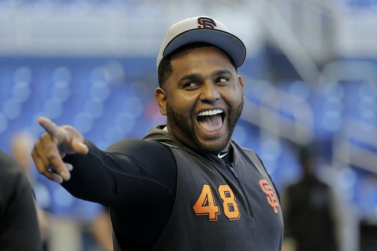 San Francisco Giants' Pablo Sandoval will be returning to the organization in 2020 on a minor league contract.